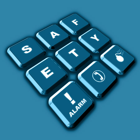 safety keypad for terms